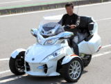 Can-Am Spyder RT 実車解説
